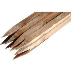 Ambassador Square Softwood Tree Stake - 25mm x 1.22m